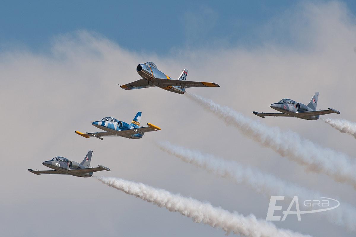 Soviet Block Jets