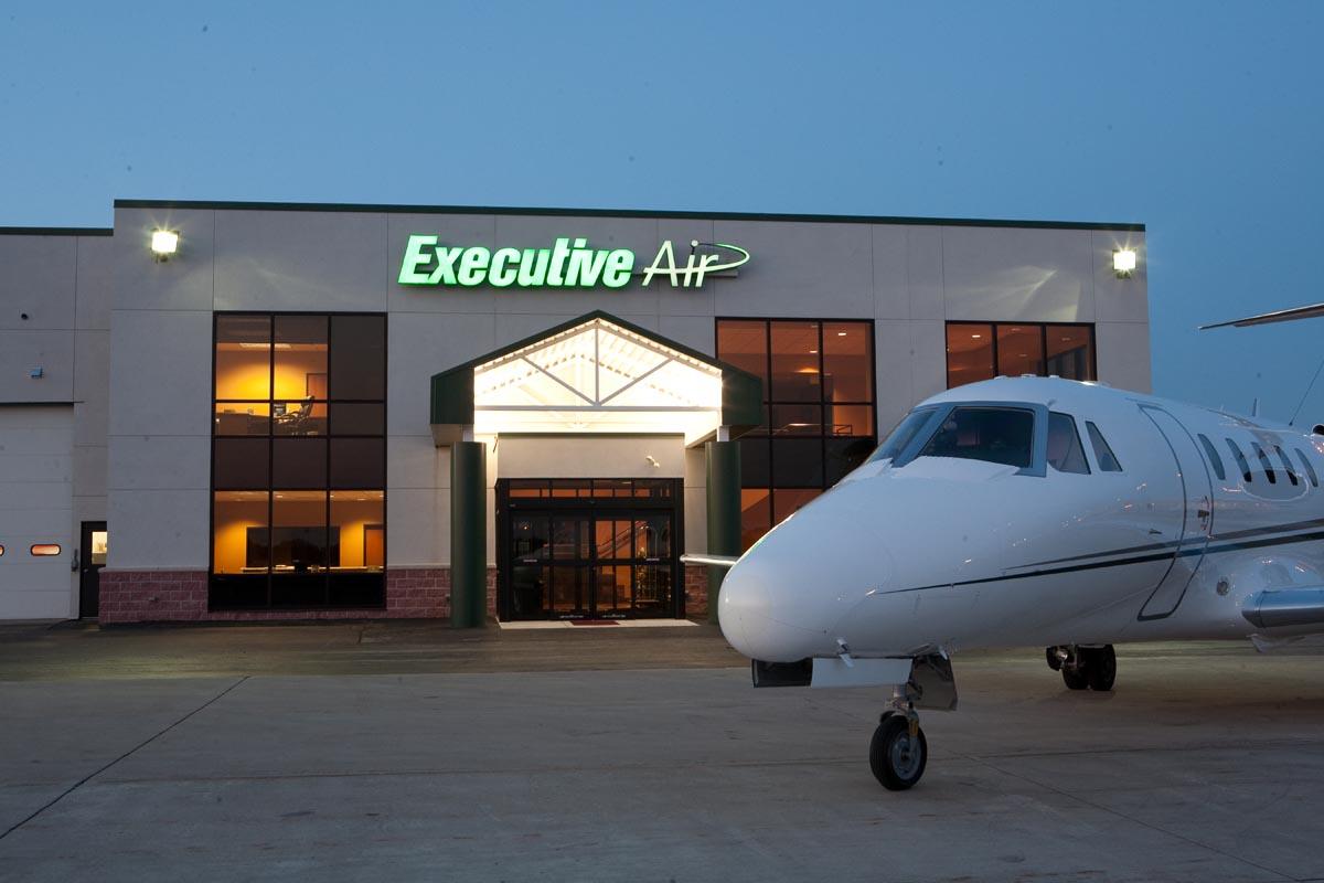 Executive Air Tarmac