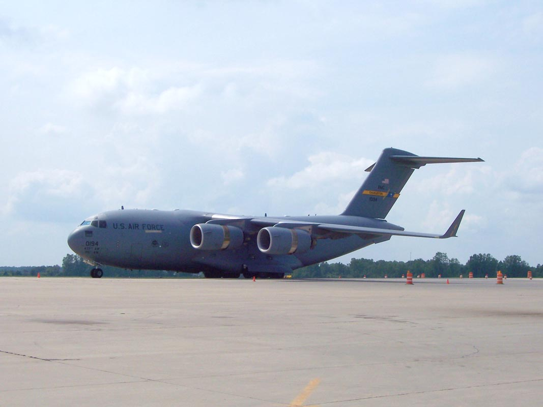 Air Force One C-17