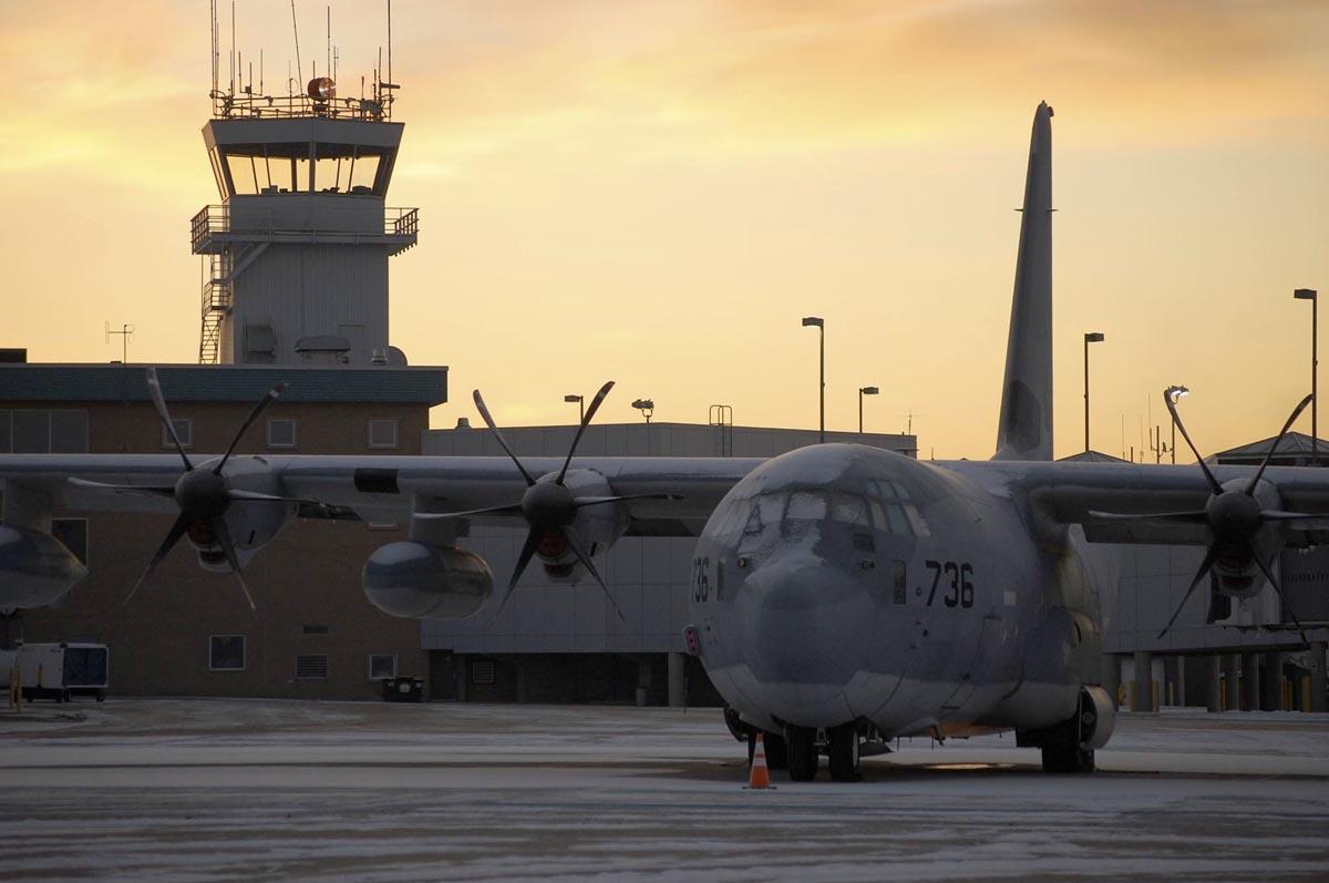U.S. Marines C-130 Hercules