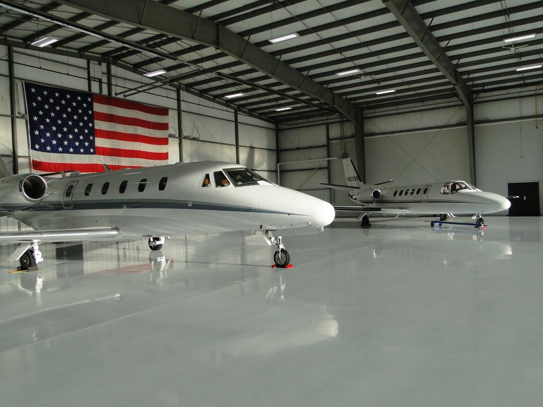 Hangar Space