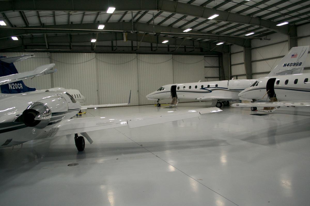 Hangar Storage